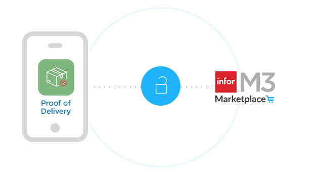 Enable the app through Infor M3 Marketplace